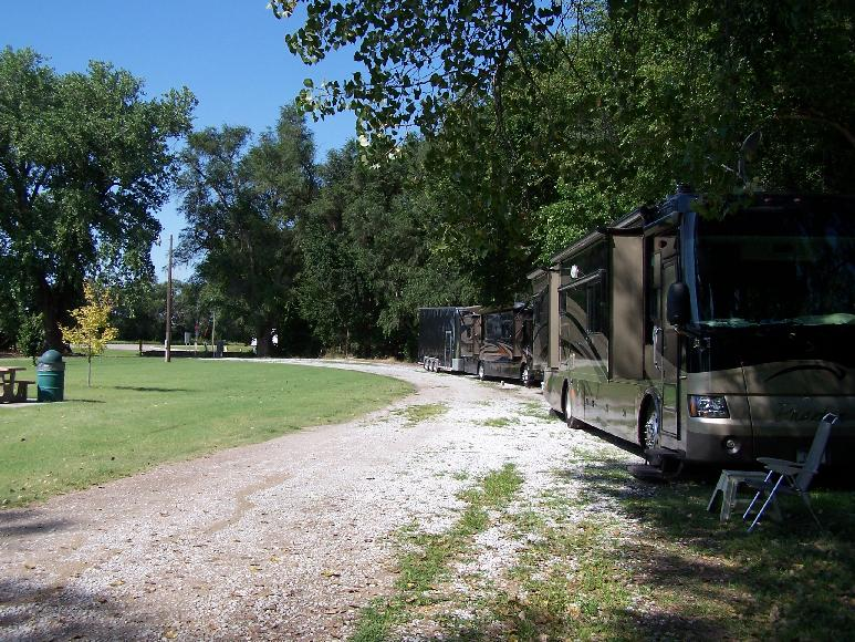 Oregon RV Park