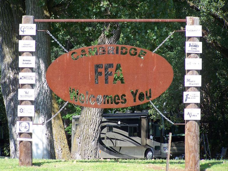 Nebraska RV Camping