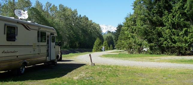 Concrete-Kulshan-Campground