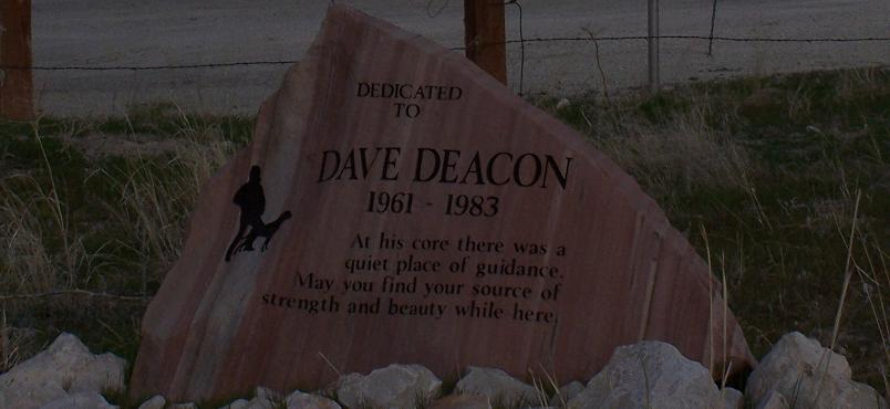 Dave-Deacon-Campground-Monument