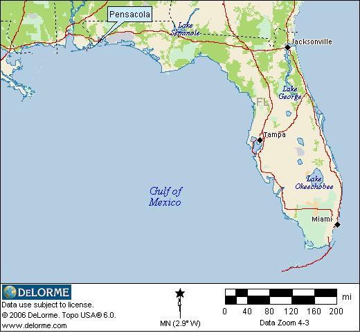Florida Rv Camping Pensacola Rv Camping