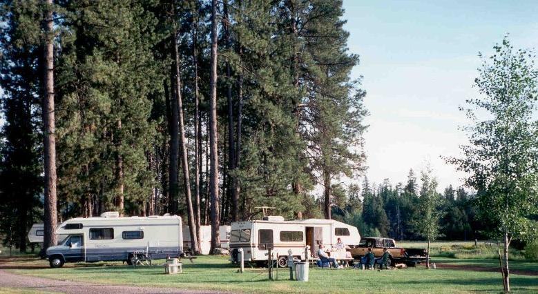 Utah Rv Camping And Campgrounds Rv Camping