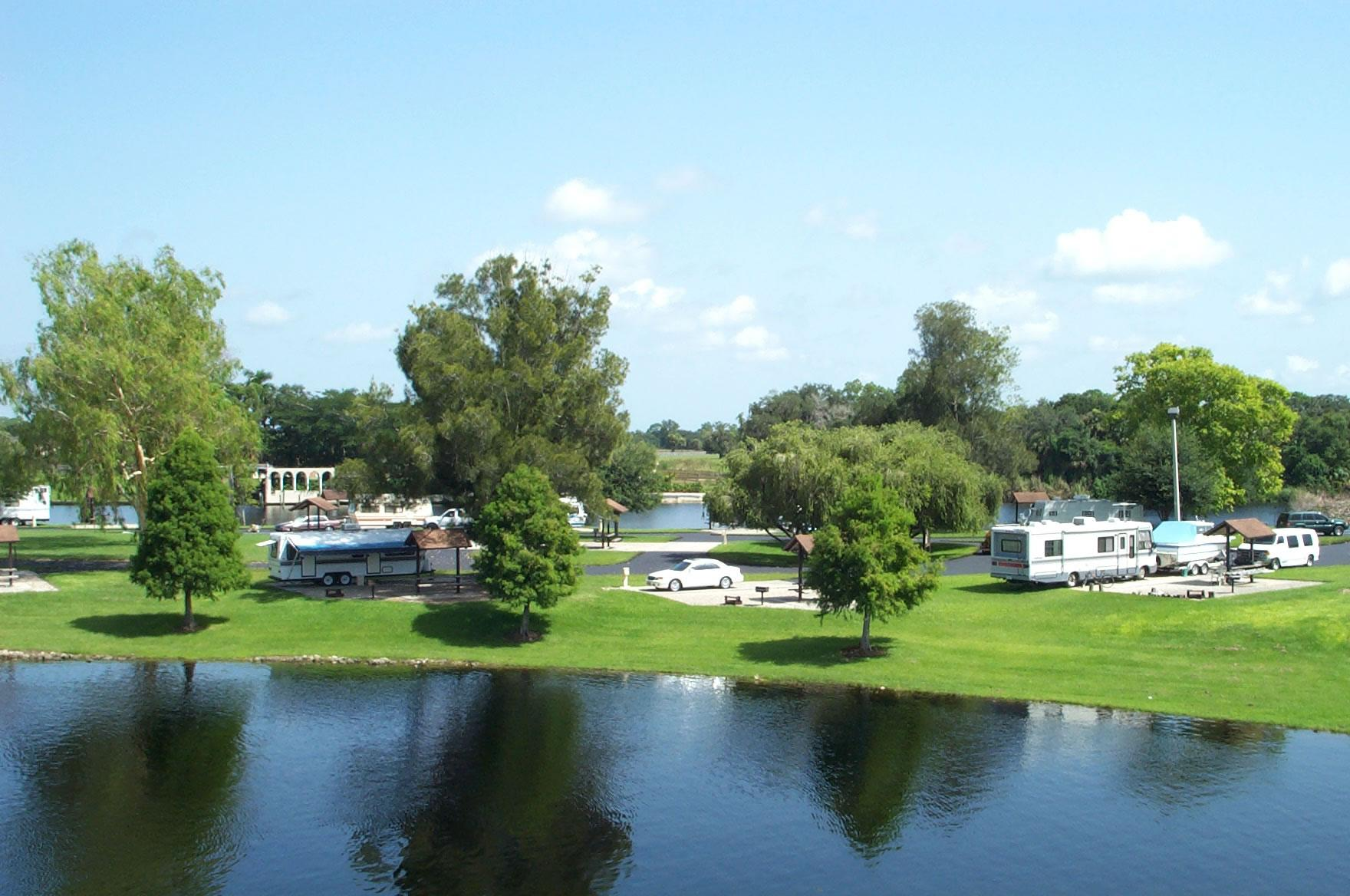 COE Campgrounds | RV Camping