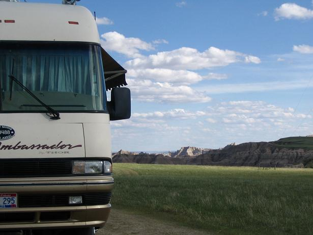 Free RV Camping - South Dakota