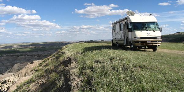 South Dakota RV Camping